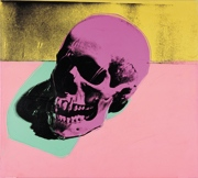 Skull, 1976 museum moderner kunst stiftung ludwig wien, Vienna © The Andy Warhol Foundation for the Visual Arts Inc, by SIAE 2013
