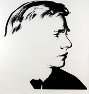 Self-Portrait, 1977 Ronald Feldman Fine Arts, New York © The Andy Warhol Foundation for the Visual Arts Inc, by SIAE 2013