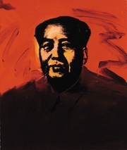 Mao, 1973 The Andy Warhol Museum, Pittsburgh © The Andy Warhol Foundation for the Visual Arts Inc, by SIAE 2013