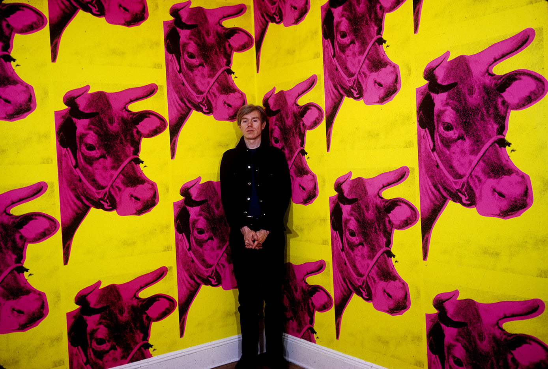 Opere di Andy Warhol - Cow