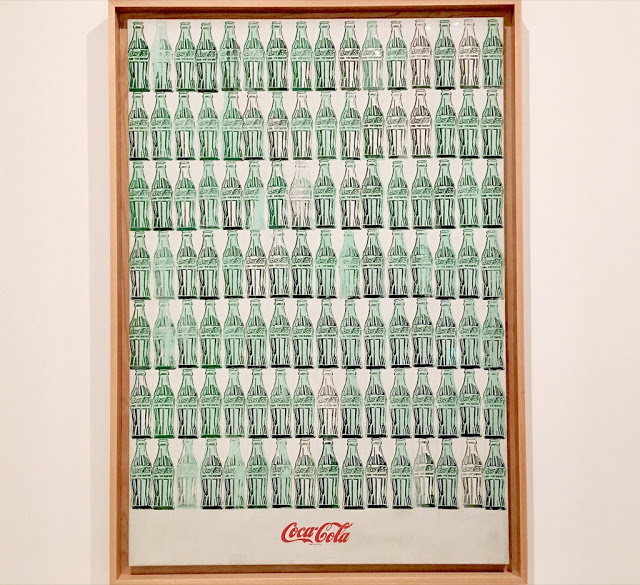 Andy Warhol 112 Coca Cola Bottle